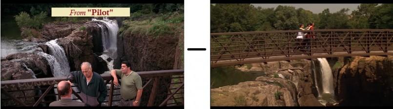 Paterson Falls Bridge