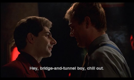 bridge and tunnel boy
