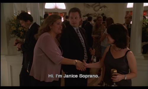 i'm janice soprano