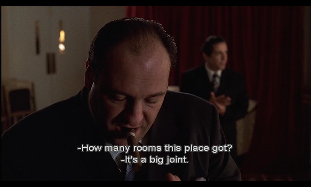 tony big joint