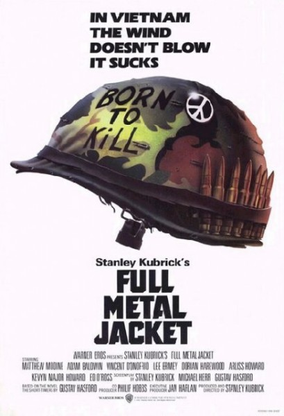 Full metal jacket - Sopranos Autopsy