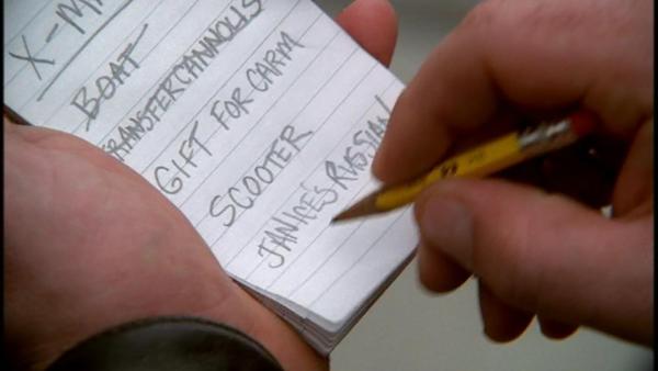 tony's list