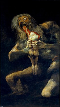 Saturn devouring his son - Sopranos Autopsy