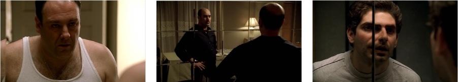3 mirrors Sopranos