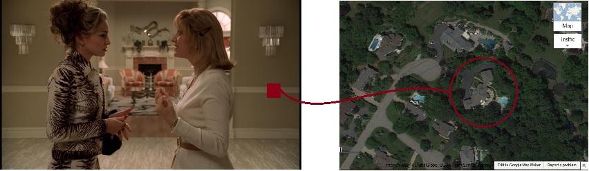 Sopranos residence