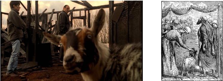 goat scapegoat