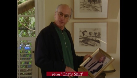 Curb your enthusiasm 2 - Sopranos + Chet's Shirt