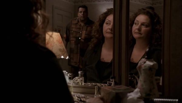 Janice Soprano mirror