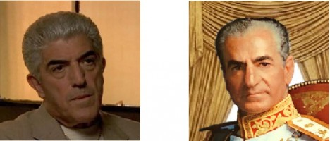 Shah of Iran Phil Leotardo