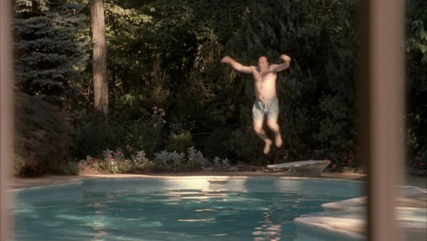 Tony Sopranos swimming pool