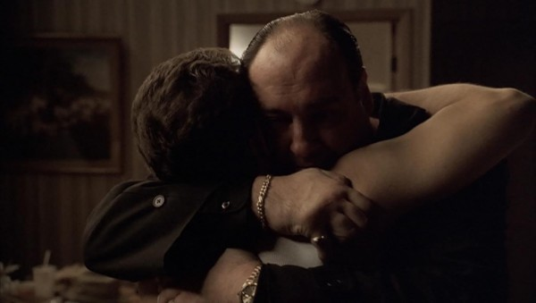Hug it out - Sopranos Autopsy