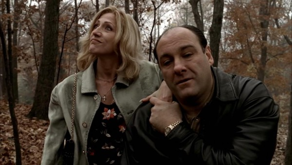 Long Term Parking - Sopranos Autopsy
