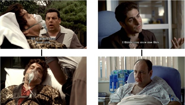 selfish Bobby and Chris - Sopranos Autopsy