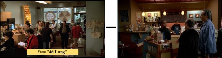 2 coffeeshops