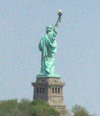 Liberty's Back