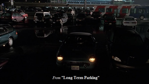 long term parking -Ade's thunderbird