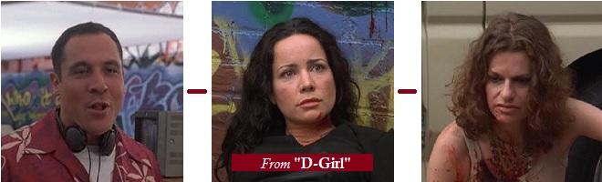 D-Girl celebs