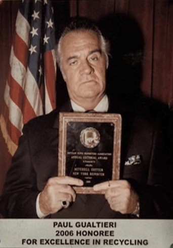 Paulie honoree