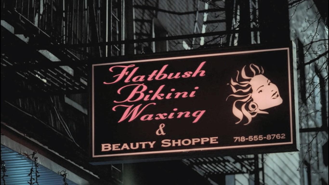 flatbush bikini